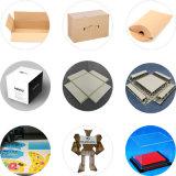 Cortadora de cartón corrugado de la muestra del conjunto