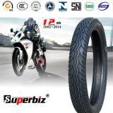 18 pouces nouveau OEM 6pr de la courroie de nylon mélangés de caoutchouc naturel des pneus diagonaux Pattern vide moto pneu (90/90-18) avec l'ISO