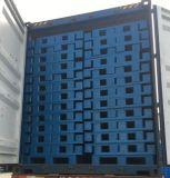 Euro Palette plastique fermé Deck-Heavy devoir palette plastique
