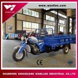 Автомобиль голубого, красного цвета с груза UTV /Trike фермы нагрузки большого