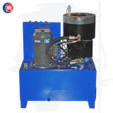 Machine sertissante de pipe en acier de la qualité 3kw d'Uniflex de boyau vertical de type