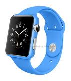 Slimme Horloge van de androïde/Ios het Digitale Pols Bluetooth met SIM kaart-Groef G11