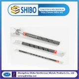 Kundenspezifische Größe Siliconit, Sc-Typ Heizungs-Silikon-Karbid Rod