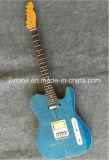 Placer dans la première guitare électrique télé- superbe piquée par collet d'érable