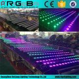 단계 당 DJ 가벼운 18LEDs 8W RGBW 4in1 실내 LED 벽 세탁기 빛