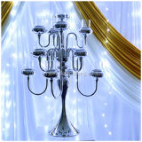 """Мар свадебные свечи, свадебные таблица Candelabra, свадьбы в таблице """"ecoration свечи (IDACH03)"""