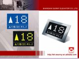 Inch der Höhenruderstellung-Bildschirmanzeige-6.4 (SN-DPLA)