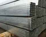 Tubo d'acciaio galvanizzato BS1387 dell'acciaio Tube/Gi per costruzione