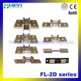 (FL-2D) Série 5-15000A Classe 0.5 DC Ammeter Résistance Shunt 75mv pour Transformateur de courant
