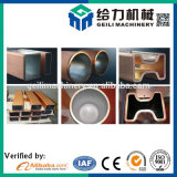 鋳造の鋼鉄鋼片 (CCM)、円滑な流通及び馬小屋のための連続鋳造機械
