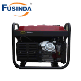 16HP l'engine 7kVA autoguident le générateur d'essence d'utilisation avec le traitement et les roues