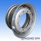 22.5X11.75鋼鉄物質的なトラックの車輪
