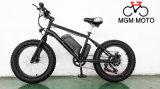 Retro 모형 산악 자전거 바닷가 함 뚱뚱한 타이어 전기 자전거