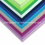 Papel de Empaque de Pulpa de Madera Sin Recubrir de Color Especial