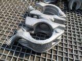 Tipos de acoplador de la abrazadera del eslabón giratorio del andamio