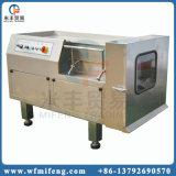 Máquina de corte em cubos da carne do aço inoxidável