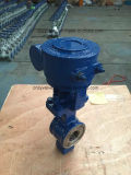 Worm Operated Pn16 Dn40 Butterfly Valve (D373H-DN40-PN16)