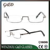 La moda de alta calidad gafas Gafas de lectura de metal