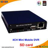 Bus Auto Alone SD Card Mini CCTV-Netzwerk Mobile DVR