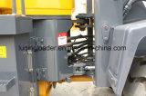 3 ton van de Machine van de Bouw 3 Ton van de Lader van de Schop met 1.7 Cbm Emmer
