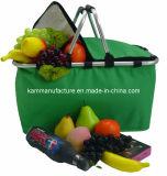 Sacchetto di alluminio del dispositivo di raffreddamento della maniglia della maniglia del sacchetto di alluminio di picnic