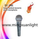 C.C.-Um PRO microfones Handheld duplos do rádio do sistema audio