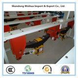16 Tonnen mechanische Aufhebung-des LKW-Schlussteiles