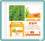Água do ácido Humic - fertilizante solúvel, ácido Humic agricultural com líquido do fertilizante NPK do microelemento