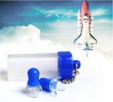 하이테크 방수 연약한 실리콘 항공 귀마개
