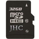 32GB Micro SDHC Card (L-078)
