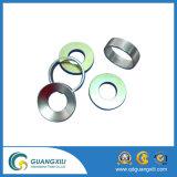 Platte NdFeB Magnet mit Ts16949, Cer, SGS, RoHS Bescheinigungen