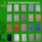 PVC-Membrane MDF-Garderoben-Tür