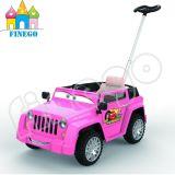 Elektrische Fahrt auf Auto, Spielzeug-Auto, scherzt Auto des Spielzeug-RC