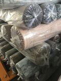 Tela de algodón del inventario para la ropa