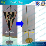 Golden Alloy Band Desk Flag (NF09M04009)