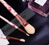 4PCS装飾的なブラシセットの昇華若い女性のための多彩な構成の工具セット
