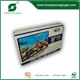 Cadre de empaquetage de TV estampé par couleur