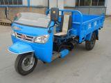Vrachtwagen de Met drie wielen van Wuzheng met het Schild van de Wind (WE3B2521101)