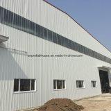 Estructura de acero pre dirigida para el almacenaje