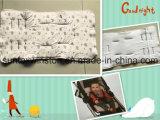 Cojín del cochecito para el algodón 100% del bebé y de los cabritos suave y cómodo