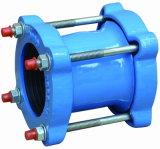 Raccord universel Adaptateur à brides d'accouplement flexible Démontage Joint Joint Cobault pour tuyaux en PVC en fonte ductile