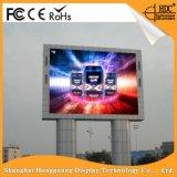 P16 a conduit l'affichage numérique de la publicité de plein air avec une haute qualité d'affichage