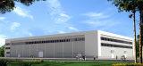 Casa ligera de la estructura de acero con alta calidad