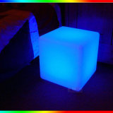 Cube LED pour Living Home Bed Corner Lighting Cube Tables