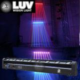 Luv-L408 (4en1) 8 yeux RGBW 4en1 tête de déplacement du faisceau de lumière à LED