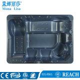 6 personnes Capacité Hydro Spa bain à remous avec 2 salons (M-3365)