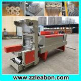 El carbón ensacado termoencogible de briquetas de madera de la máquina La máquina de embalaje