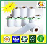Les ventes d'usine rouleau de papier thermique 65g vierge