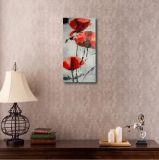 Peinture d'huile de fleur décorative pour décoration maison