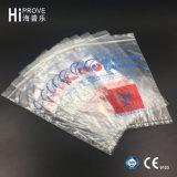 Sacos personalizados Ht-0726 do laboratório médico do espécime de Biohazard